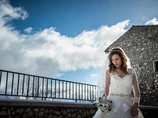 Il matrimonio di Cristian e Ilenia a Manoppello, Pescara 9