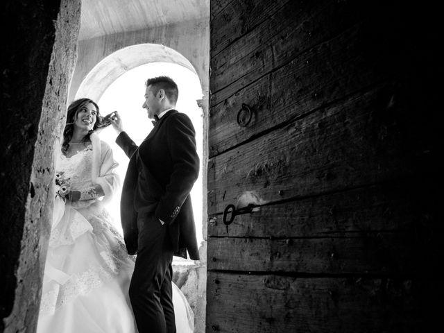 Il matrimonio di Cristian e Ilenia a Manoppello, Pescara 16