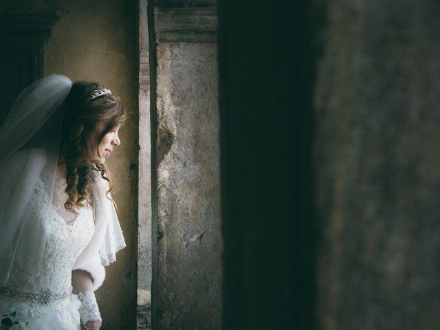 Il matrimonio di Cristian e Ilenia a Manoppello, Pescara 18