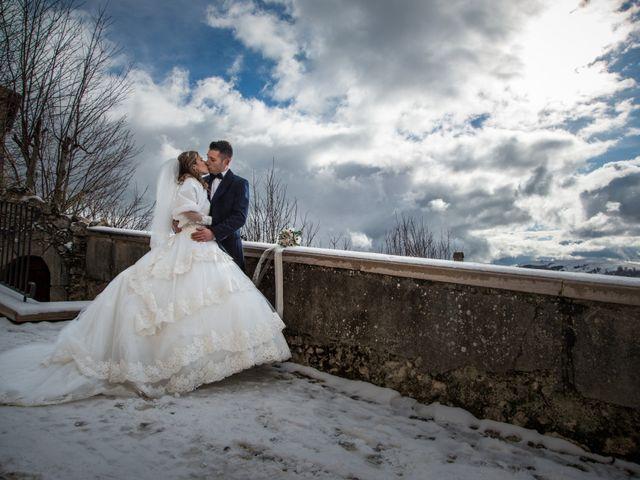 Il matrimonio di Cristian e Ilenia a Manoppello, Pescara 26