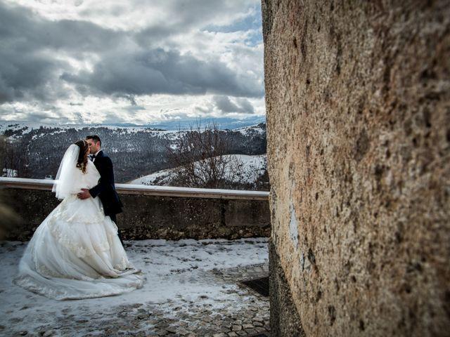 Il matrimonio di Cristian e Ilenia a Manoppello, Pescara 30