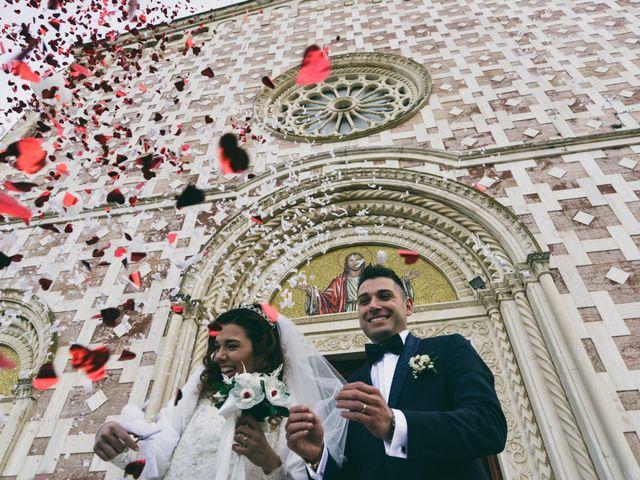 Il matrimonio di Cristian e Ilenia a Manoppello, Pescara 80