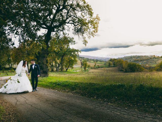 Il matrimonio di Cristian e Ilenia a Manoppello, Pescara 84