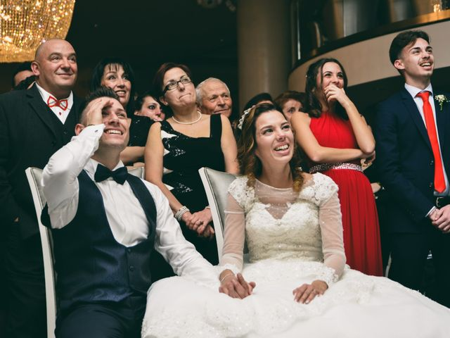 Il matrimonio di Cristian e Ilenia a Manoppello, Pescara 103