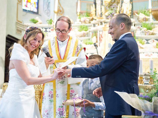 Il matrimonio di Francesca e Enrico a Montoggio, Genova 15