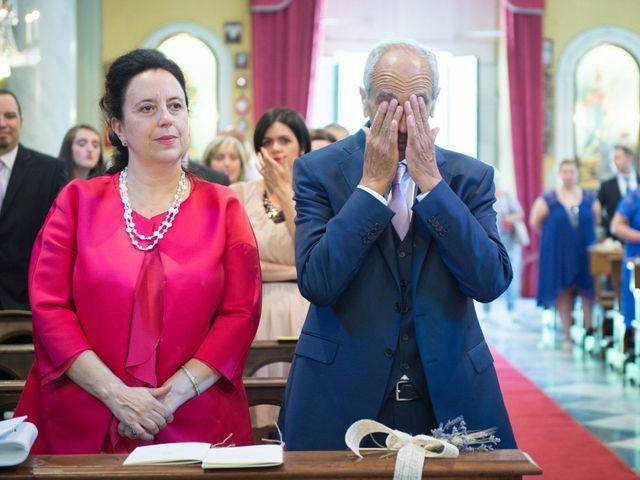 Il matrimonio di Francesca e Enrico a Montoggio, Genova 16