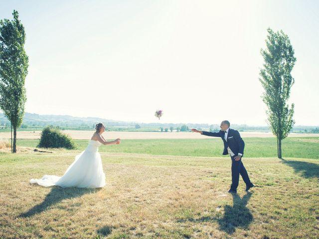 Il matrimonio di Francesca e Enrico a Montoggio, Genova 22