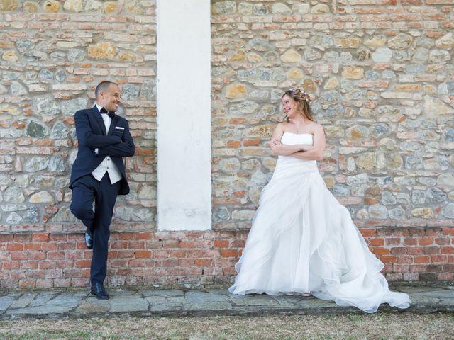 Il matrimonio di Francesca e Enrico a Montoggio, Genova 27
