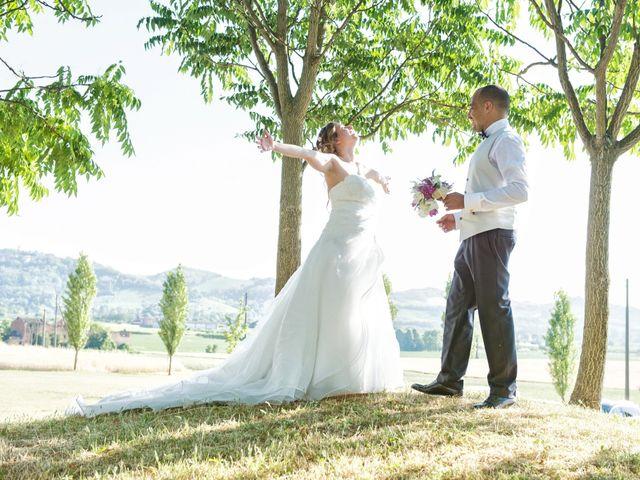 Il matrimonio di Francesca e Enrico a Montoggio, Genova 33