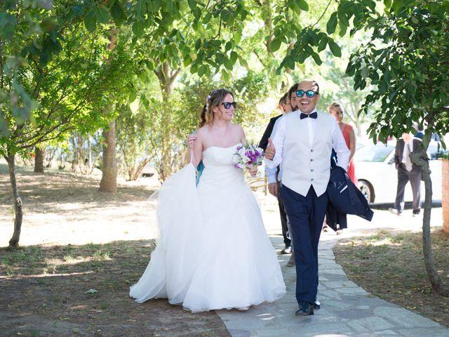 Il matrimonio di Francesca e Enrico a Montoggio, Genova 36
