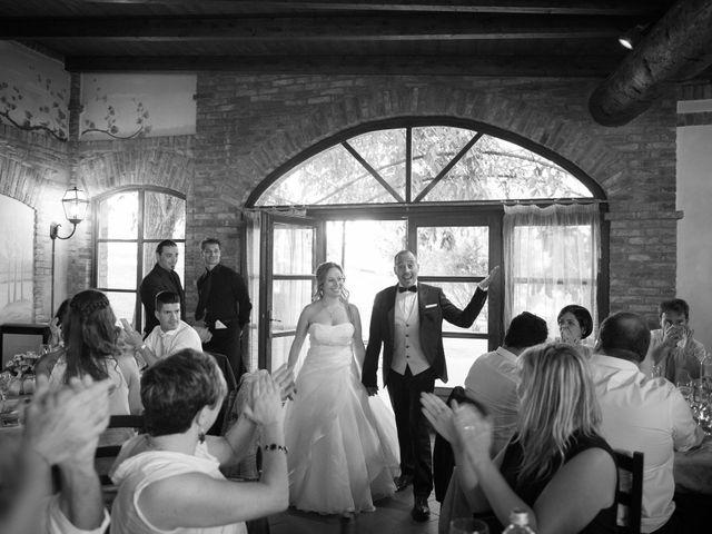 Il matrimonio di Francesca e Enrico a Montoggio, Genova 39
