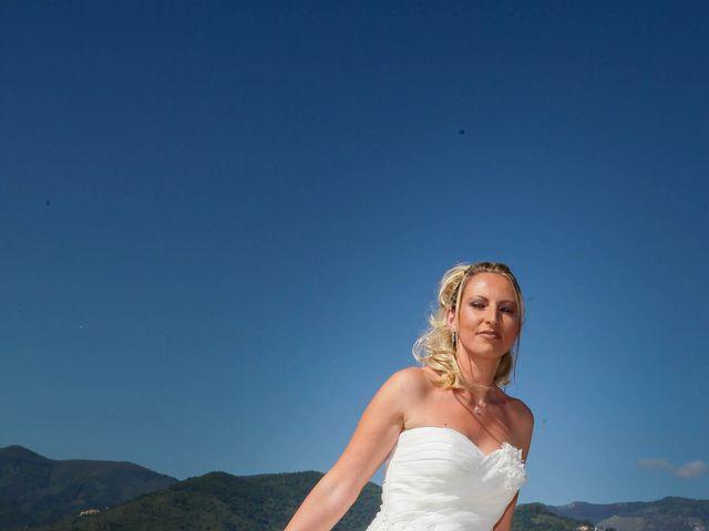 Il matrimonio di Daniele e Nelly a Viareggio, Lucca 5