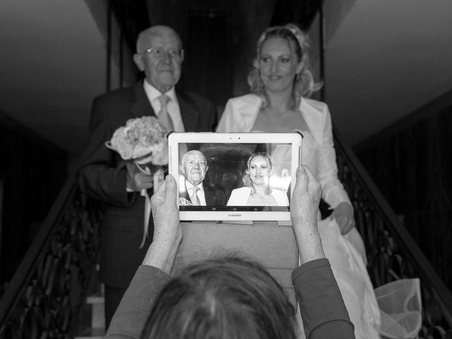 Il matrimonio di Daniele e Nelly a Viareggio, Lucca 6
