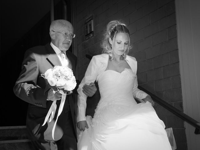 Il matrimonio di Daniele e Nelly a Viareggio, Lucca 7
