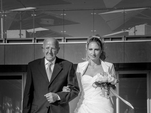 Il matrimonio di Daniele e Nelly a Viareggio, Lucca 12