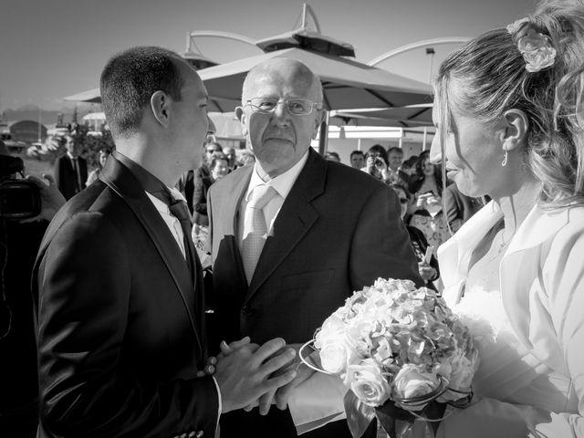 Il matrimonio di Daniele e Nelly a Viareggio, Lucca 16