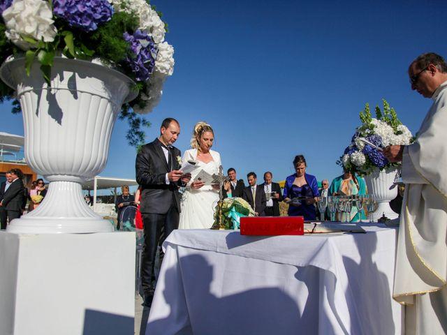 Il matrimonio di Daniele e Nelly a Viareggio, Lucca 17