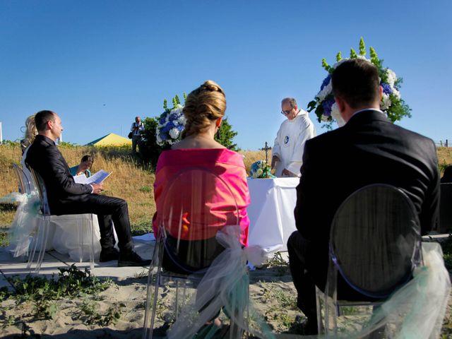 Il matrimonio di Daniele e Nelly a Viareggio, Lucca 18