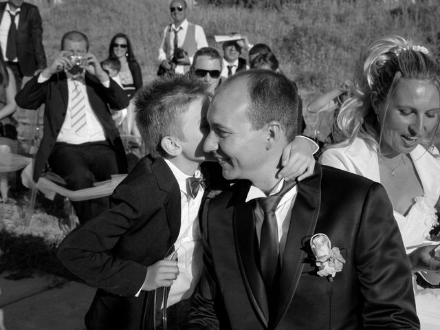 Il matrimonio di Daniele e Nelly a Viareggio, Lucca 21