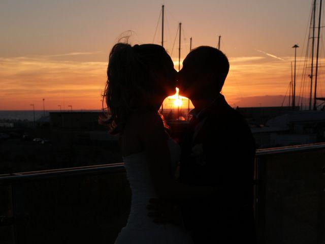 Il matrimonio di Daniele e Nelly a Viareggio, Lucca 1