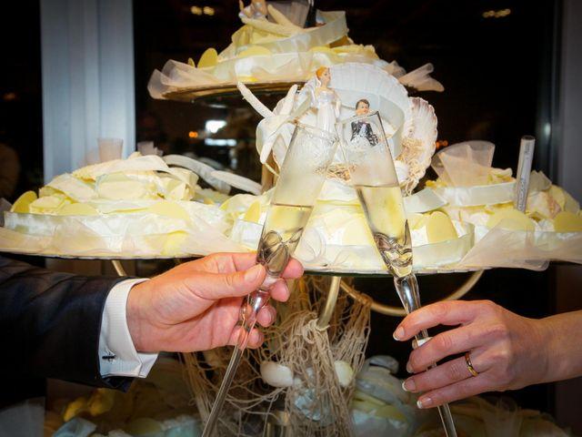 Il matrimonio di Daniele e Nelly a Viareggio, Lucca 33