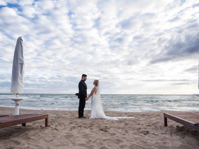 Il matrimonio di Raffaele e Valentina a Capaccio Paestum, Salerno 8
