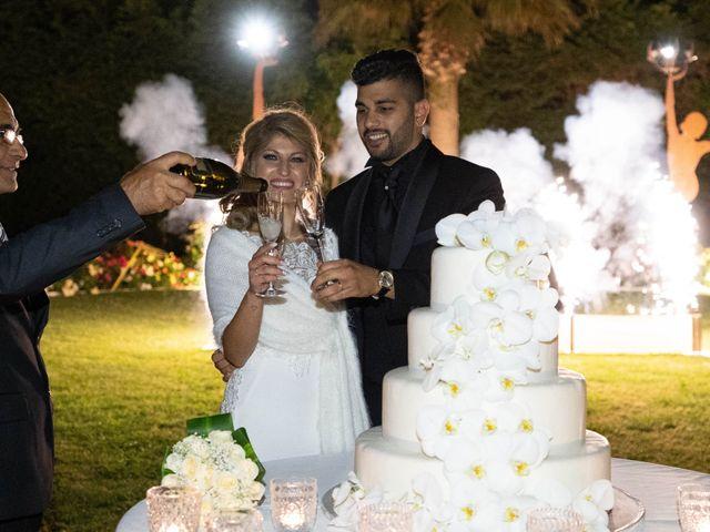 Il matrimonio di Raffaele e Valentina a Capaccio Paestum, Salerno 20