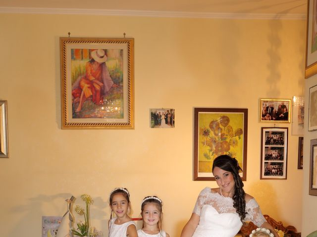 Il matrimonio di Ciro e Paola a Limatola, Benevento 22