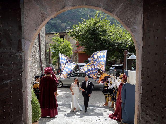 Il matrimonio di Ciro e Paola a Limatola, Benevento 34