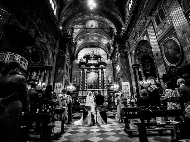 Le nozze di Francesco e Celeste