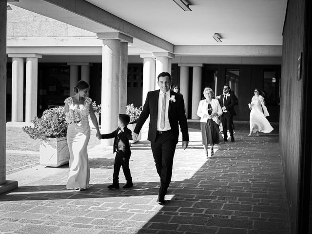 Il matrimonio di Marco e Diana a Montichiari, Brescia 2