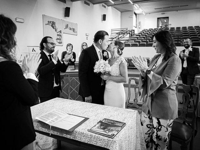 Il matrimonio di Marco e Diana a Montichiari, Brescia 3