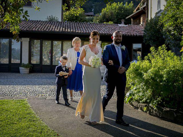 Il matrimonio di Marco e Diana a Montichiari, Brescia 8