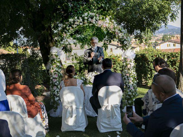 Il matrimonio di Marco e Diana a Montichiari, Brescia 9