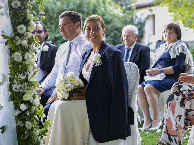 Il matrimonio di Marco e Diana a Montichiari, Brescia 10