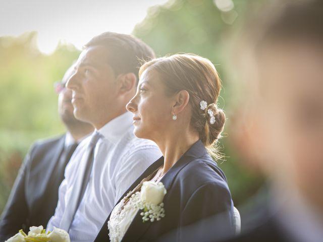 Il matrimonio di Marco e Diana a Montichiari, Brescia 11