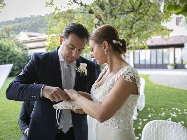 Il matrimonio di Marco e Diana a Montichiari, Brescia 12