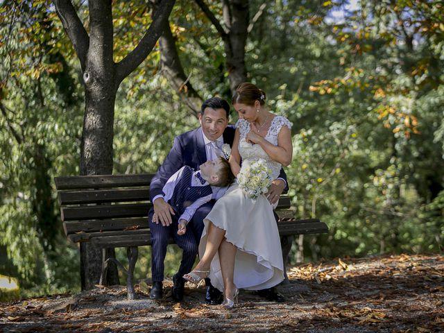 Il matrimonio di Marco e Diana a Montichiari, Brescia 15