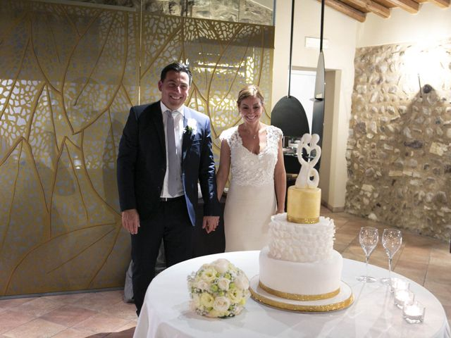 Il matrimonio di Marco e Diana a Montichiari, Brescia 17