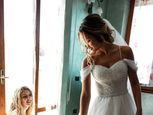 Il matrimonio di Rebecca e Diego a Saludecio, Rimini 3