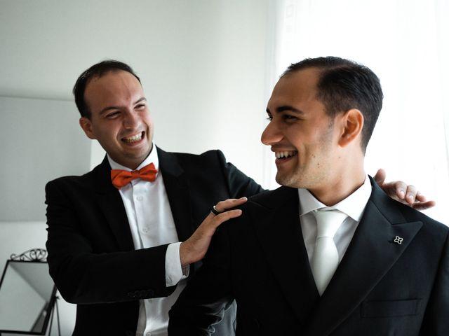 Il matrimonio di Rebecca e Diego a Saludecio, Rimini 2