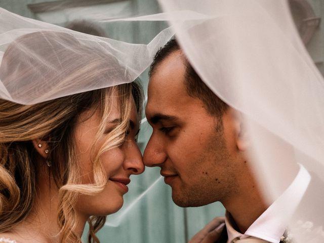 Il matrimonio di Rebecca e Diego a Saludecio, Rimini 15