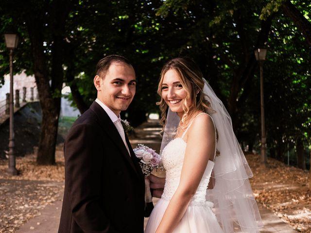 Il matrimonio di Rebecca e Diego a Saludecio, Rimini 16