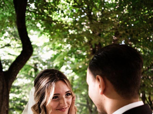 Il matrimonio di Rebecca e Diego a Saludecio, Rimini 17