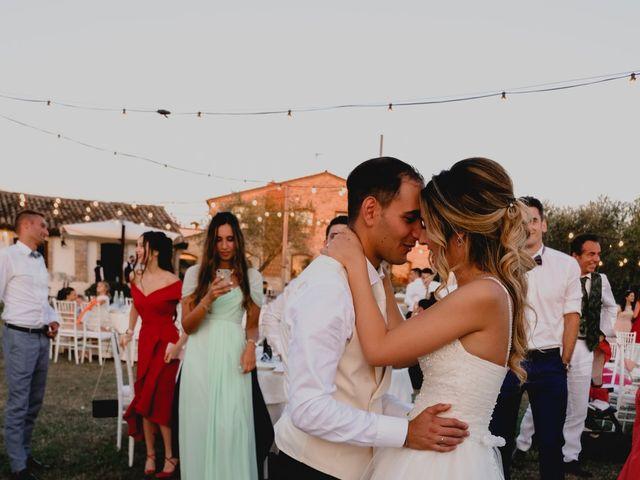 Il matrimonio di Rebecca e Diego a Saludecio, Rimini 22