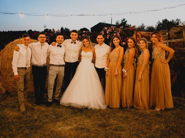 Il matrimonio di Rebecca e Diego a Saludecio, Rimini 23