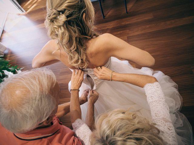 Il matrimonio di Christian e Lisa a Bergeggi, Savona 11