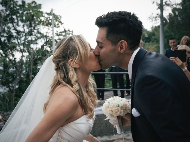 Il matrimonio di Christian e Lisa a Bergeggi, Savona 19