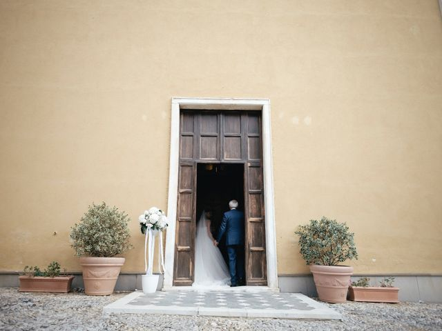 Il matrimonio di Christian e Lisa a Bergeggi, Savona 25