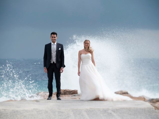 Il matrimonio di Christian e Lisa a Bergeggi, Savona 40